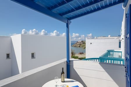 Family Apartment with 2 rooms (4-5 persons) - Naxos