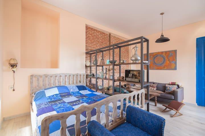 Loft flat in Old Tbilisi