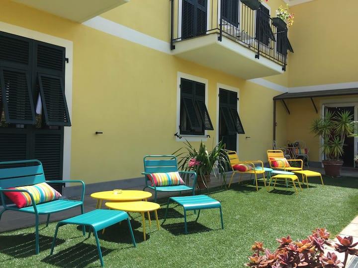 Oasi Boutique Hotel, full comfort in Cinque Terre