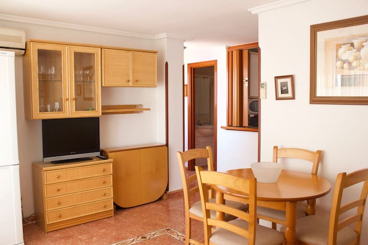 Charming apartment 150 m from the beach