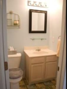 Private bed and bath in Mason - Mason - Townhouse