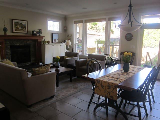 Crescent Beach home