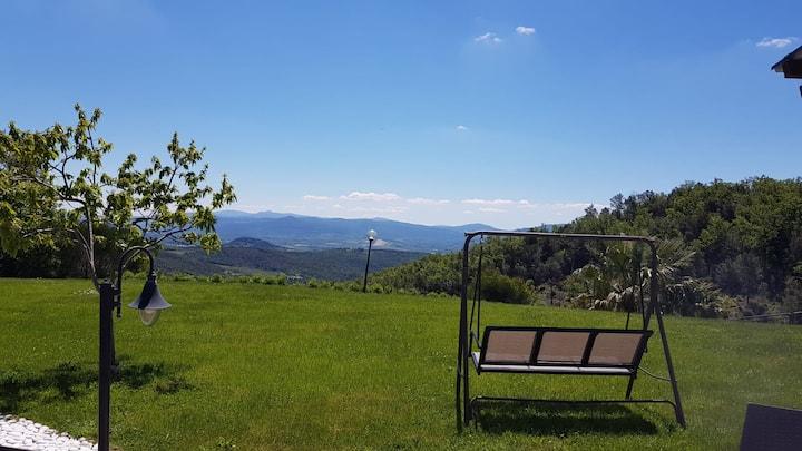 Borgo San Pecoraio - trilocale orchidea 6 pax