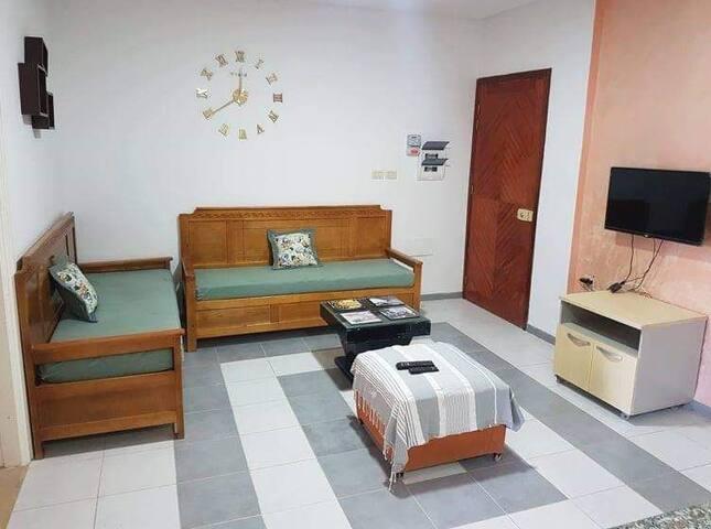 Appartement s2 vue mer