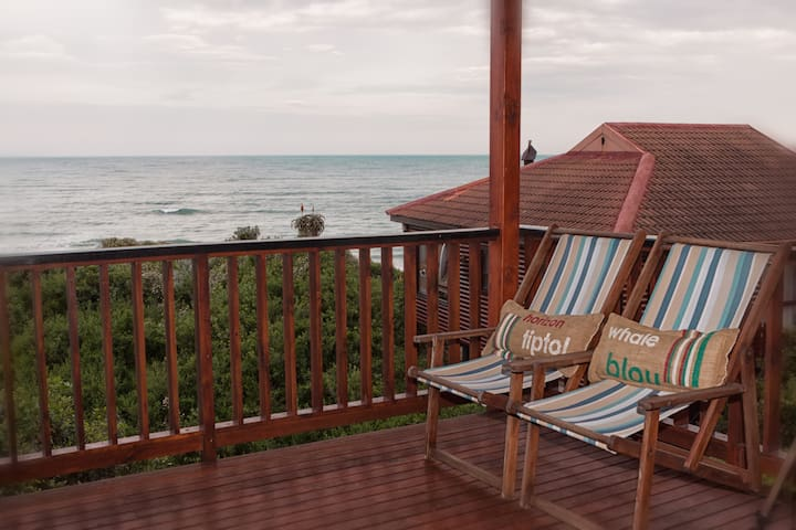 Houtbosch Bay 20; Honeymoon Suite; Tiptol - Jeffreys Bay - Chatka w górach
