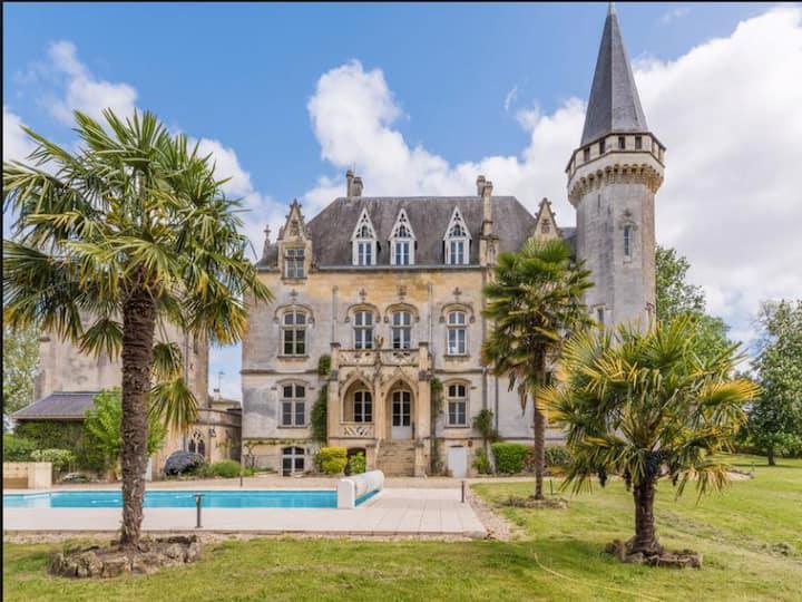 Château Borgeat de Lagrange