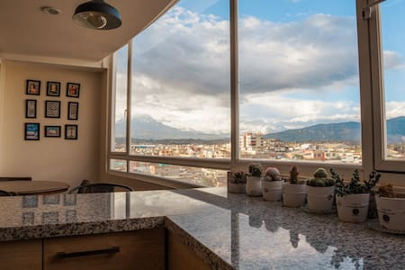 Luxury and new apartment with amazing views