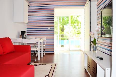 StudioRosu Apartment - Byt