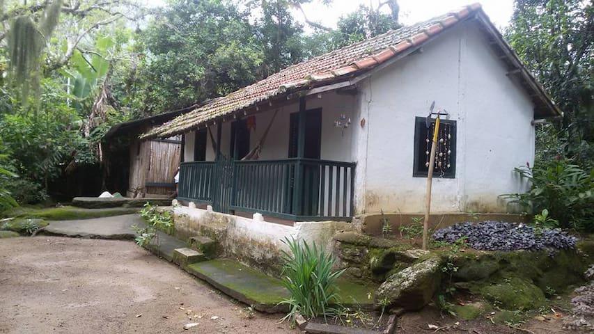 Casa da Angela - Pouso da Cajaíba