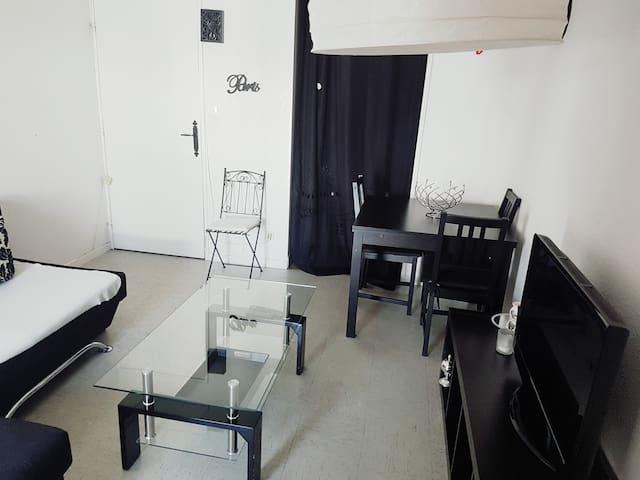 T2 avec piscine tout équipé - Montpellier - Apartment