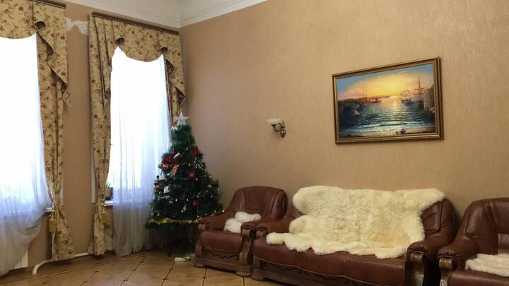 圣彼得堡沙皇时期公寓