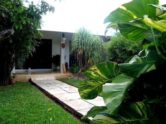 Hermosa casa al norte de Mérida