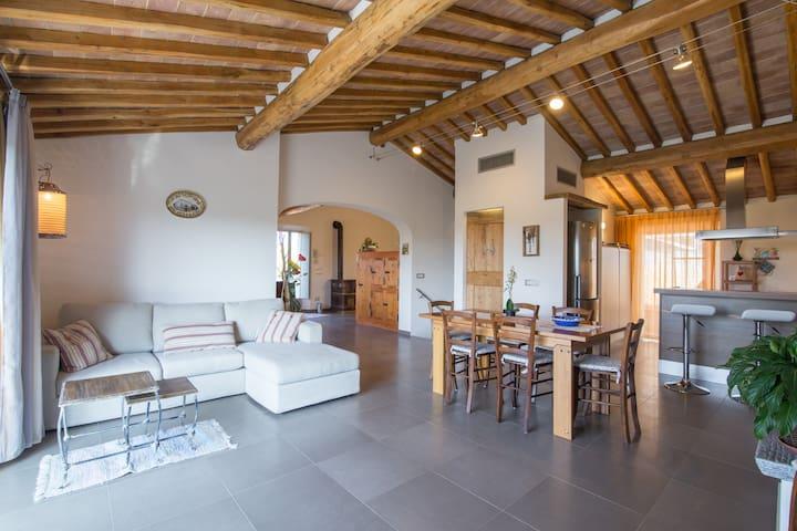 Le Redi Tuscany holiday villa in Chianti Classico - Castelnuovo Berardenga - Villa