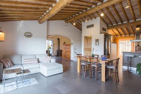 Le Redi Tuscany holiday villa in Chianti Classico - Castelnuovo Berardenga