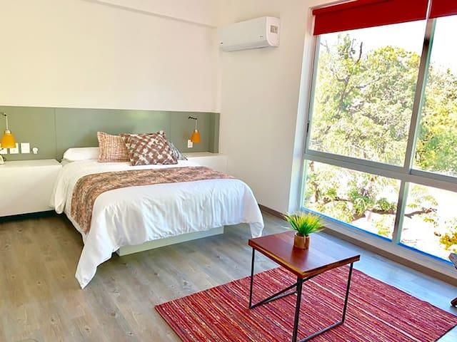 Rinconada Hotel (habitación queen)