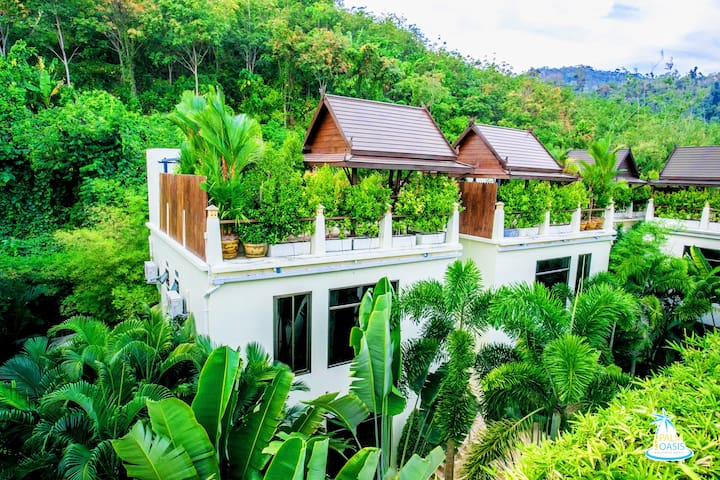 Two-bedroom Apartments with a terrace ⛱Nai Harn