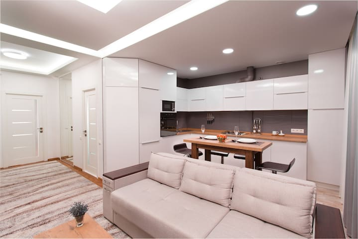 Ultra central & modern apartment! - Chișinău - Apartment