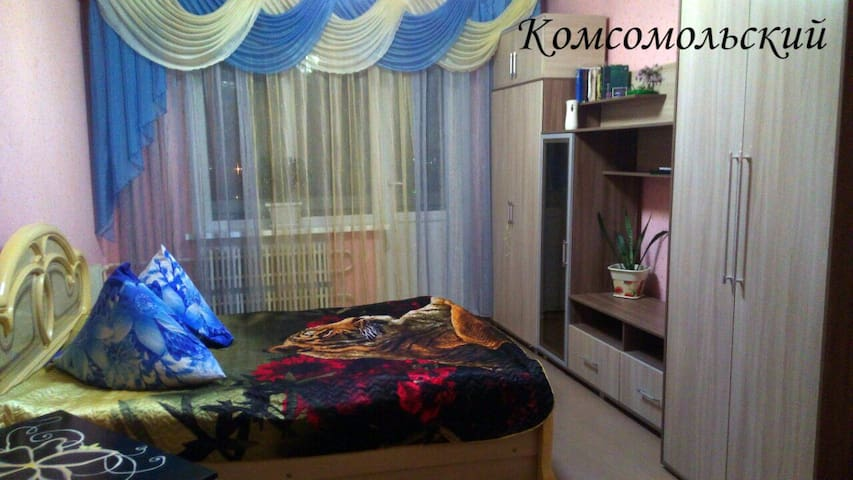 Сдам 1-комнатную квартиру посуточно, на неделю. - Staryy Oskol - Appartement