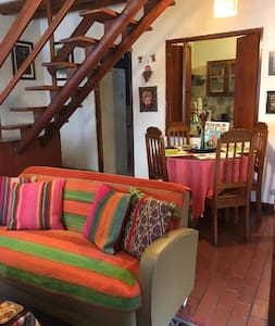 BEAUTIFUL DUPLEX 2BR 2BATH APARTMENT #2 - Cusco - House