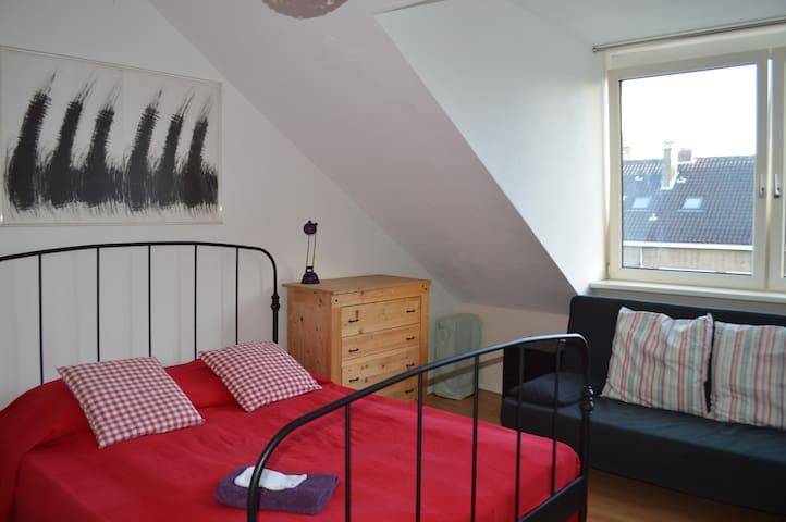Cozy room for 1 guest - Den Haag - Appartamento