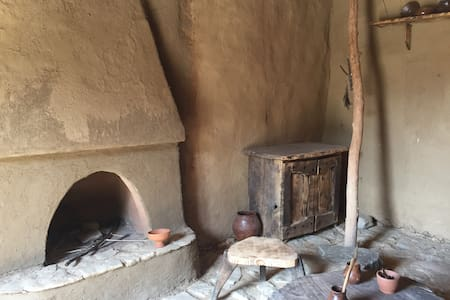 Neolithic (6,200 BC) Village for Rent