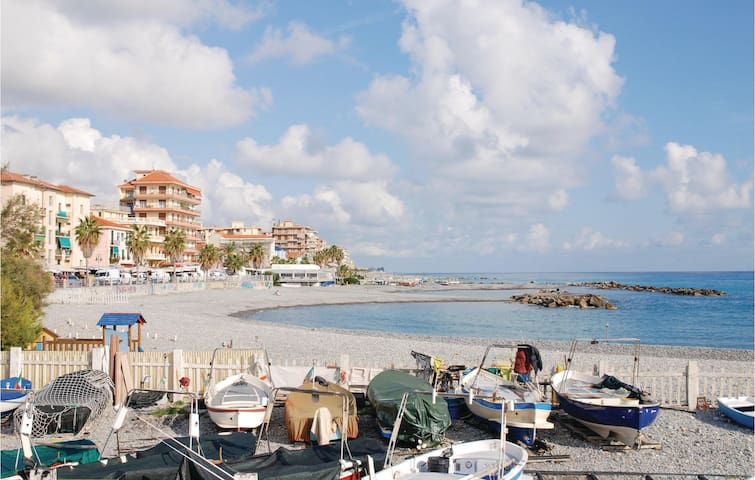 Holiday apartment with 3 bedrooms on 100m² in Ventimiglia