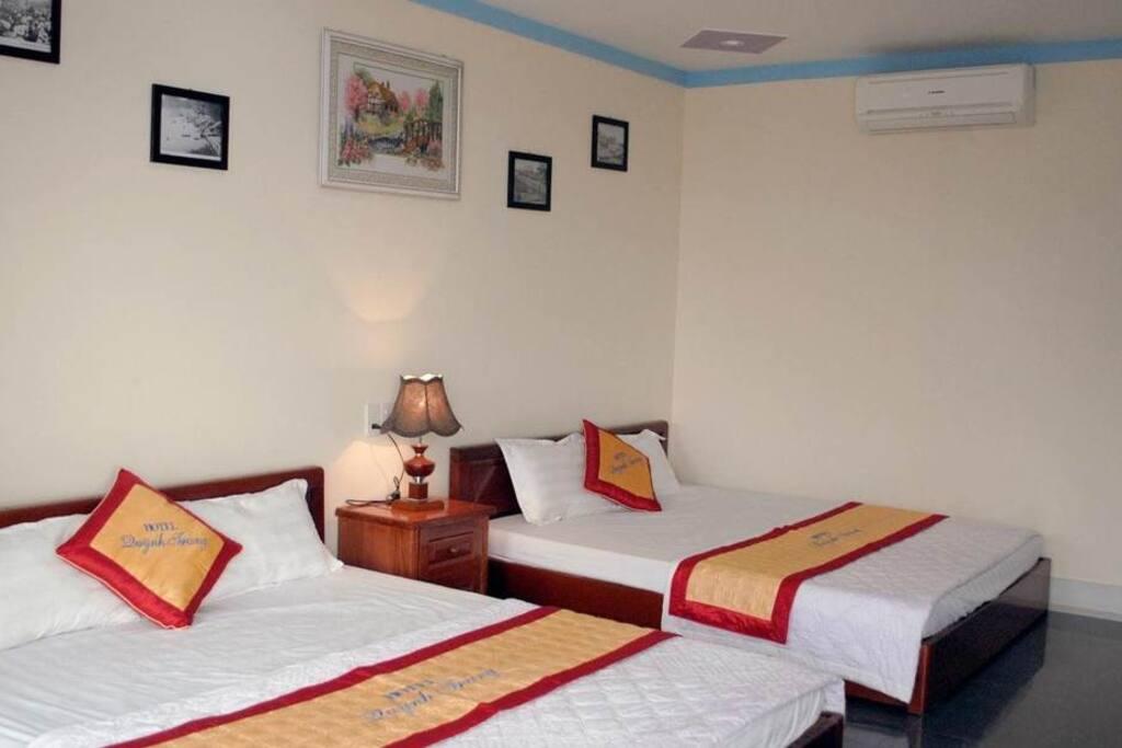 Hotel in Catba Island