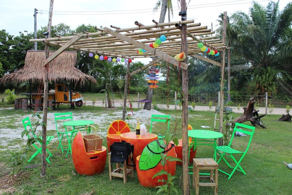 Jungle House at Chill Out Village
