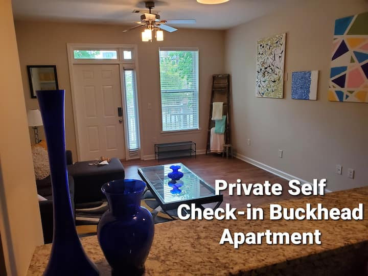 Atlanta One Bedroom Apartment Buckhead
