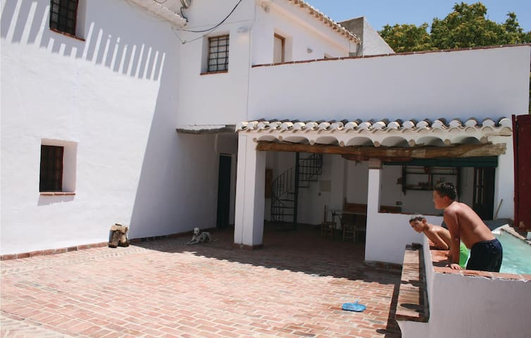 Holiday cottage with 4 bedrooms on 90 m² in La Teja Cortes de Baza
