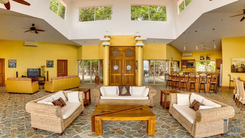 Villa del Sol, Private Pool, Oceanview, Costa Rica