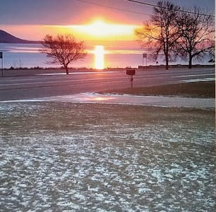 Lake Pepin Home; Come for Summer and Winter Fun
