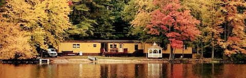 Waterfront Fun-Swim, Canoe, Hike, Campfire, Golf