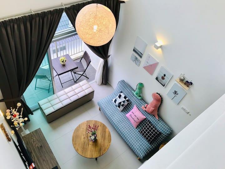 3BR Hello Winter - My Sweet Garden Penthouse