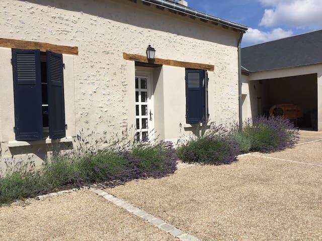 Fermette avec piscine - Saint-Denis-en-Val - House