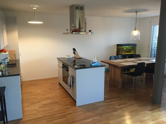 1 Chambre / 1 Bedroom / 1 Zimmer - Payerne - Apartment