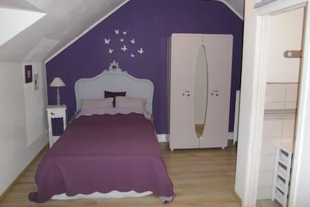 Chambre d'hôte type loft - Toul