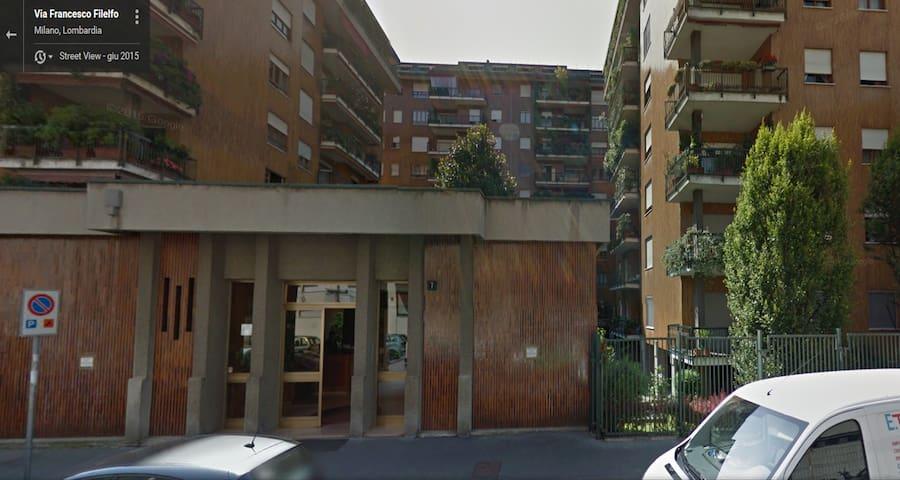 Milano Citylife Area, Metro linked - Mailand - Wohnung