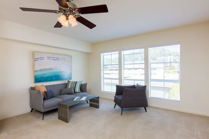 Stay as long as you want | 2BR in San Rafael