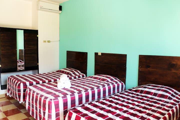 Habitación Triple .::Hotel San Pedro::.