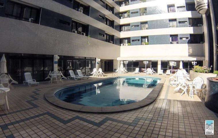The Plaza residence. Ondina