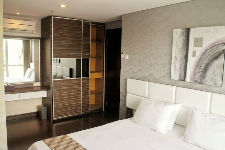 El Royale Hotel Apartment Bandung (Panghegar) -2BR