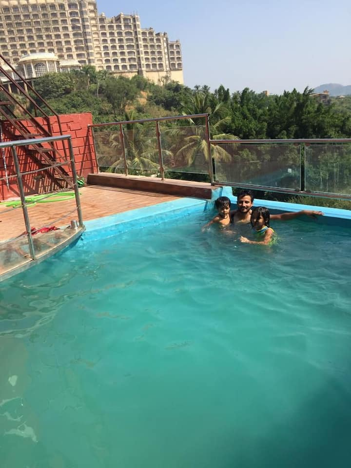 Aarey Regency Private Pool Villa/ Bunglow