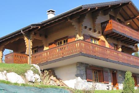Chalet en Haute Savoie - Arbusigny