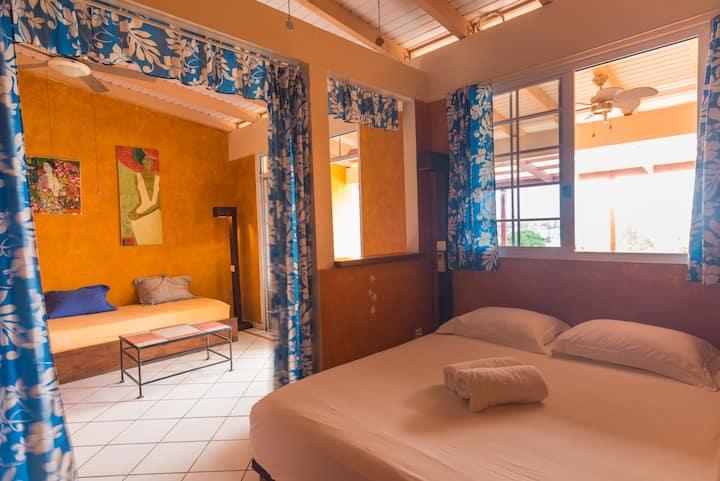 Sunset Hill - Studio2 - Bora Bora