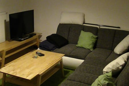 2 Room appartment without Kitchen! Non-Smoker! - Talo