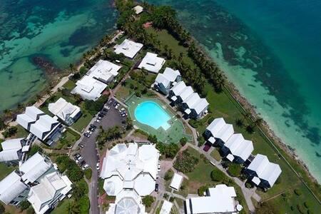 appartement plage et piscine . - Pointe-à-Pitre