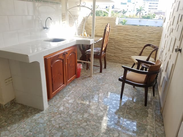 ***APARTAMENTO INDEPENDIENTE TANIA***