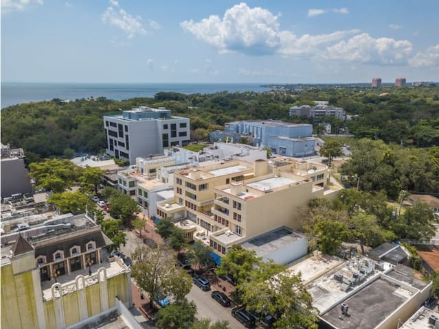 Studio Apt Furnished (800 SQFT) - Coconut Grove