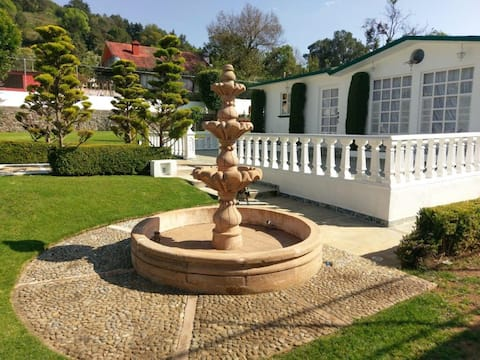 테난싱고 중심가에서 도보로 10분 거리에 있는 아름다운 집